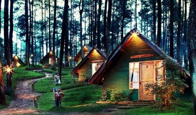 10 Tempat Wisata Outbound Di Bandung Terpopuler Untuk Family Gathering