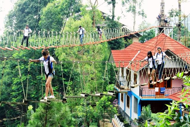 Ciwangun Indah Camp ( CIC ) - Tempat Outbound di Bandung - Tempat Outbound di Lembang - Tempat Outbound di Cikole