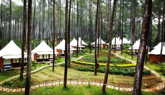 Tempat Wisata Outbound di Bandung
