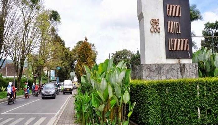 GRAND HOTEL LEMBANG - 10 Tempat Wisata Outbound Di Bandung Terpopuler Untuk Family Gathering