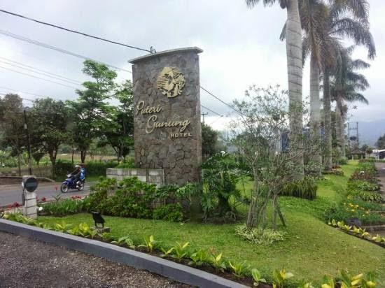 PUTRI GUNUNG HOTEL - 10 Tempat Wisata Outbound Di Bandung Terpopuler Untuk Family Gathering