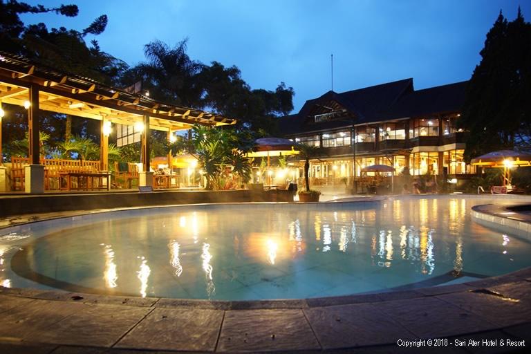 Sari Ater Resort - Tempat Outbound di Bandung - Tempat Outbound di Lembang - Tempat Outbound di Cikole