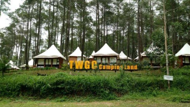 Camping Ground Terminal Wisata Grafika Cikole - Tempat Outbound di Bandung - Tempat Outbound di Lembang - Tempat Outbound di Cikole