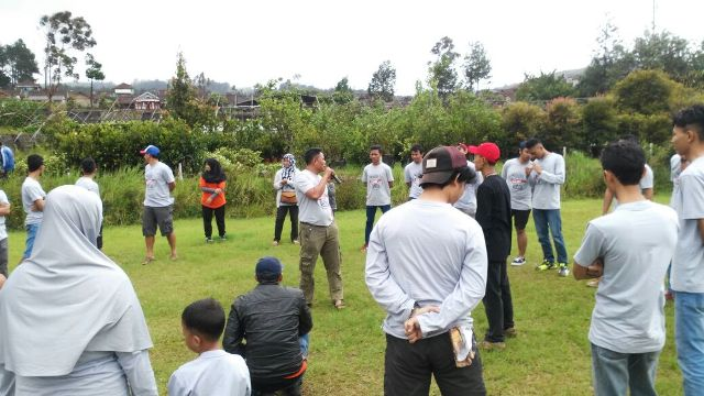 Outing Outbound Lembang