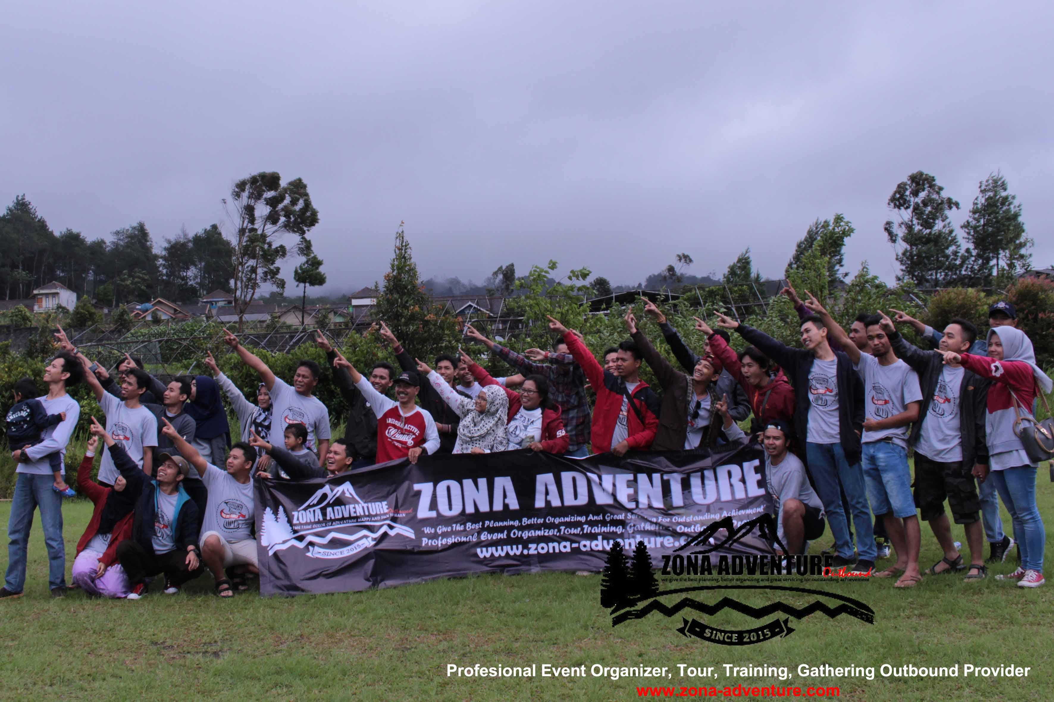 TEMPAT WISATA OUTBOUND MURAH DI LEMBANG BANDUNG | OUTBOUND LEMBANG BANDUNG-ZONA ADVENTURE INDONESIA