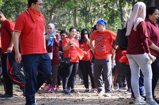 Paintball Landy Offroad Paket Lembang - EO Outbound Lembang Bandung