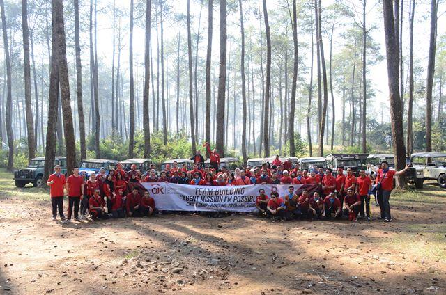 PAKET OUTBOUND BANDUNG - EO Outbound Lembang Bandung