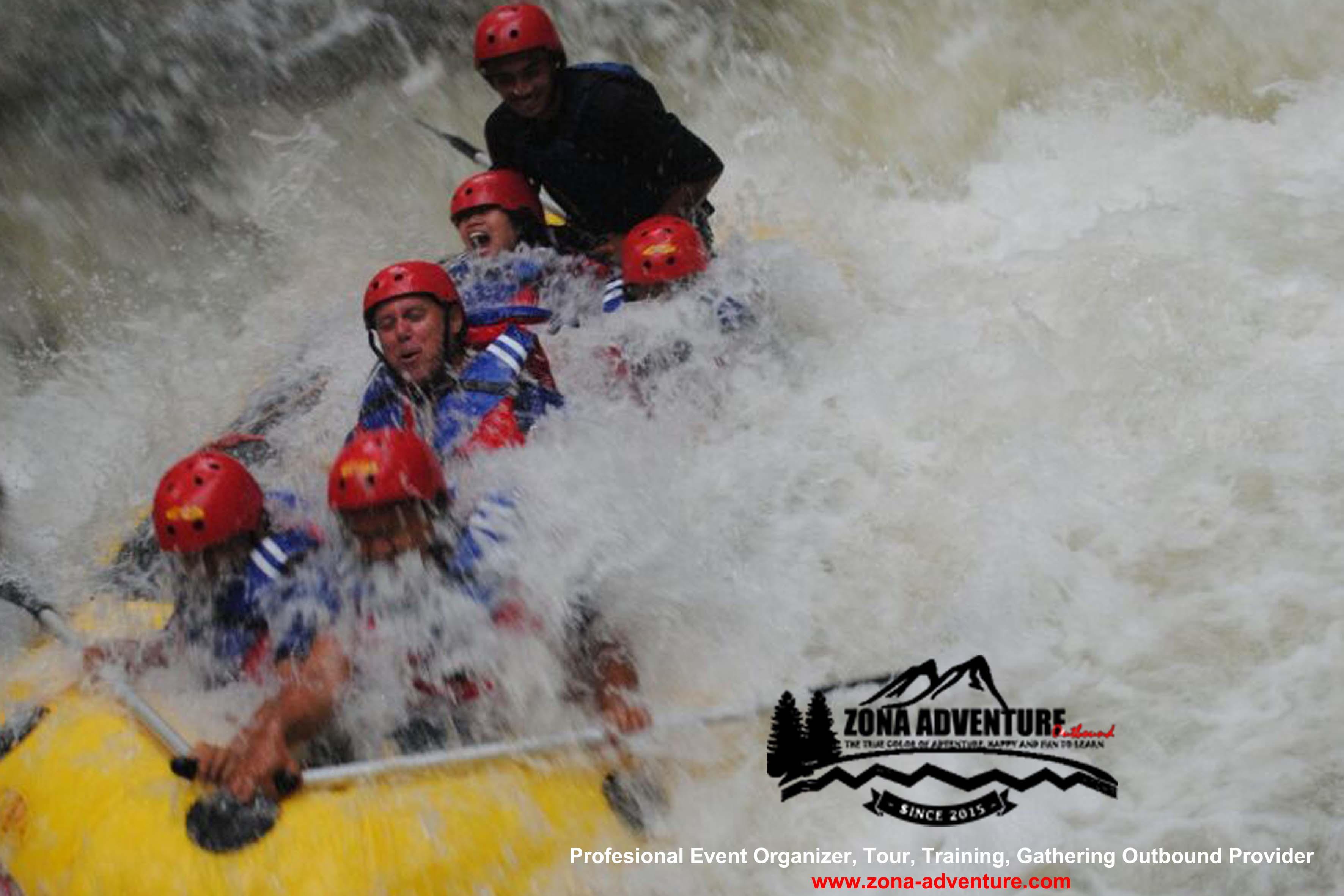 Paket Rafting Bandung - EO Outbound Lembang Bandung