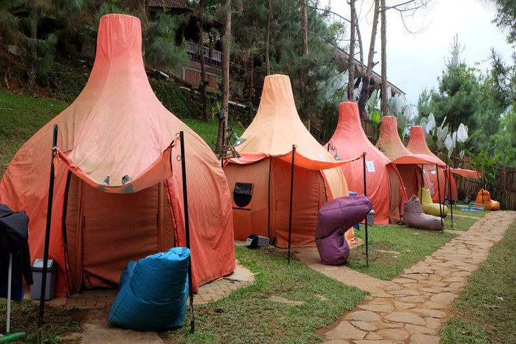 The Lodge Maribaya-Outbound Bandung-Outbound Lembang